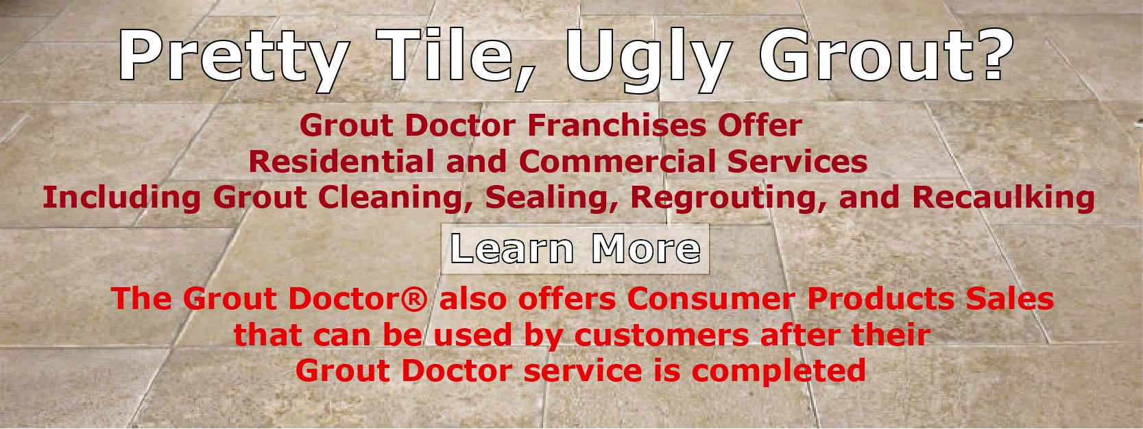The grout doctor franchise opportunities slide 4 ppazfo